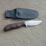 10 inch hunter, 4 inch blade