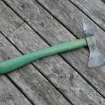 Antiqued tomahawk RIP900