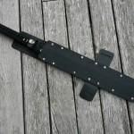 24 inch wakasashi, 14.5 inch blade